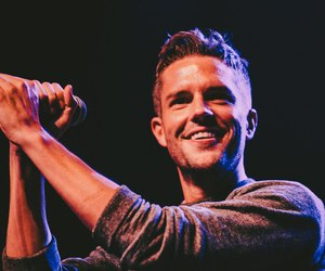 brandon flowers, rock, and singer image