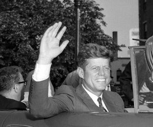 JFK, john f. kennedy, and president image