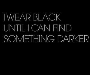 quote, black, and dark image