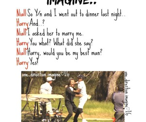 niall horan, imagine, and Harry Styles image