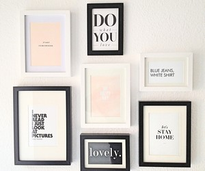 frames, home, and inspo image