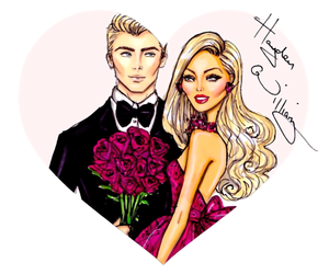 hayden williams, barbie, and drawing image
