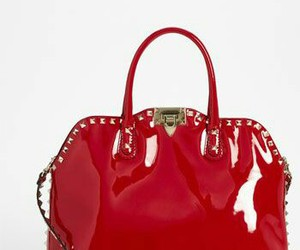 leather, valentine, and red bag image