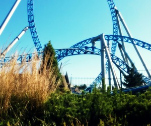 europe and Roller Coaster image