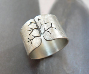 ring and tree image
