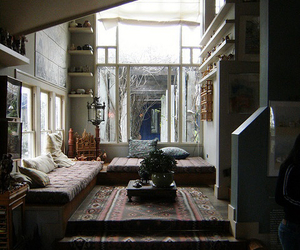 room, interior, and house image