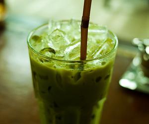 green and shake image