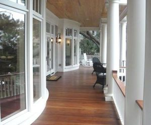 front porch, home decor, and wrap around image