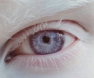 eye, eyes, and white image