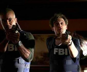 criminal minds and spencer reid image
