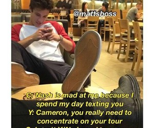 imagine, cameron dallas, and magcon image