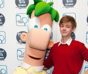 ferb, newt, and thomas sangster image