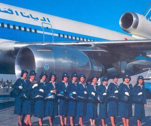 air afgahnistan 1960 and stewardessen image