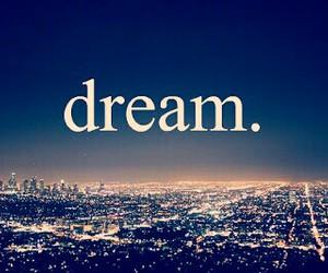 Dream, city, and light image
