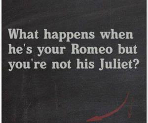love, juliet, and romeo image