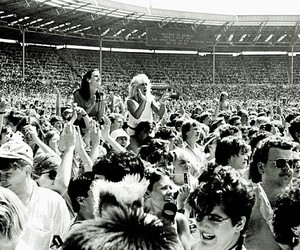 wembley and live aid image