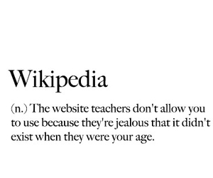 wikipedia, teacher, and school image