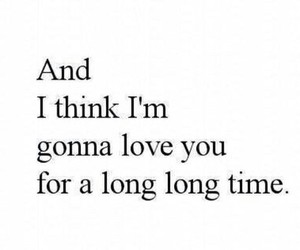 love, quotes, and time image