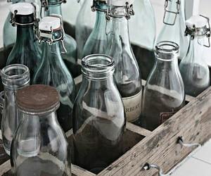 bottle and vintage image