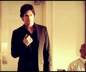 damon, ian somerhalder, and sexy image