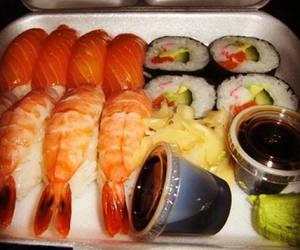 fish, food, and sea food image