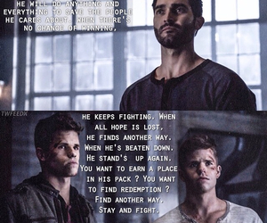 teen wolf, derek hale, and ethan and aiden image