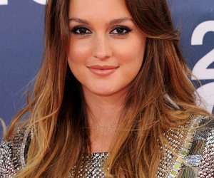 hair and leighton meester image