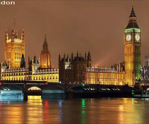 forever, love, and london image