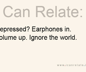 earphones, totally, and ignore image