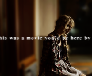 Taylor Swift, movie, and if this was a movie image