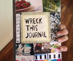 cover, nice, and wreck this journal image