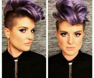 fashion, hair, and kelly osbourne image