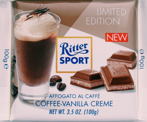 chocolate and rittersport image