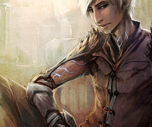dragon age and fenris image