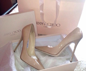 shoes, Jimmy Choo, and heels image