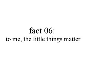 fact, quote, and matter image