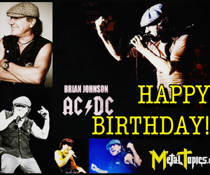 67, rock n' roll, and brian johnson image