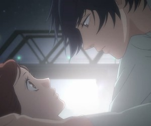 ao haru ride, love, and blue spring ride image