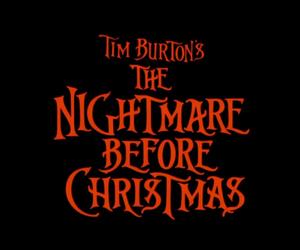 Halloween, tim burton, and movie image