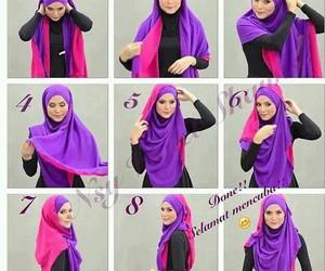 hijab and mmuzulmanka image