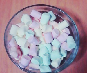 delicious and marshmalow image