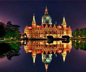 germany, travel, and city hall image