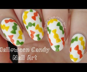 candy, lolly, and nail art image