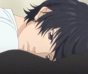 kou and ao haru ride image