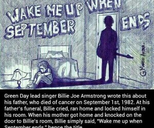 green day, billie joe armstrong, and sad image