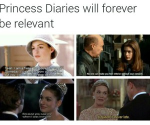 princess diaries and quotes image