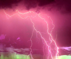 lightning, photography, and sky image