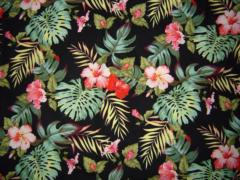 Hawaiian Print Shared By Brittany On We Heart It