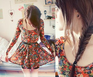 casual, fabulous, and fishtail braid image