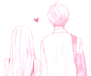 couple, anime manga, and love image
